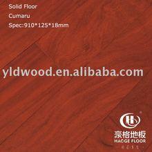 Haoge Slip Resistant Solid Wood Flooring