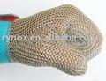 De acero inoxidable guantes resistentes a los cortes