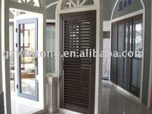 aluminium shutter window and door