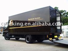 Medium Duty Postal & Express Freight Trucks