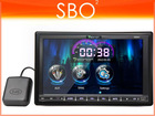 "EONON 7"" Digital Touch Screen Car DVD/GPS Player (G2240W)"