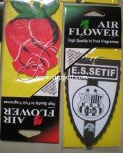 Auto perfume paper air freshener (B-158)