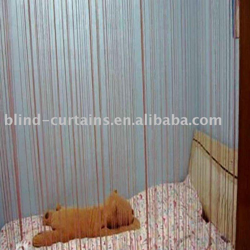 Rideau en corde pour la chambre coucher ridaux stores for Rideau pour chambre a coucher