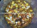 canarias de aves mezcla de semillas de la alimentación de aves