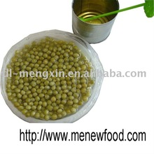 canned green peas in tins 425ml/400g/250g/240g