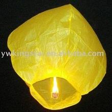Sky lantern/ Chinese lantern / fire balloon