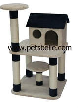 Cat Furnitures of Cat Scratcher Post with High Quality