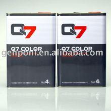 Spray paint: Q-1K /2K Resin