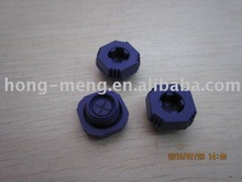 14mm colourful butyl rubber cork/stopper for blood collection tubes