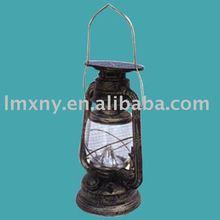 Solar LED lantern light