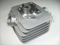 Simson motorcycle cylinder block / cylinder