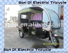 electric passenger auto rickshaw