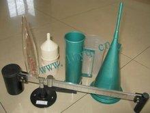 Slurry test kit(mud balance,marsh funnel viscometer,sand content kit)