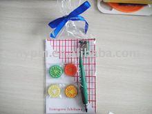 Soft PVC Cartoon Pen/magnet pvc pen/ custom design pvc pen