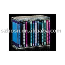 Acrylic CD Holder,Acrylic CD Rack,Acrylic CD Storage
