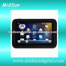 7 inch TFT touch screen freescale wifi 3G GPS bluetooth wince 7.0 android 2.2 mid pad tablet pc 3d game