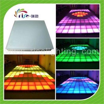 DMX light up LED floor