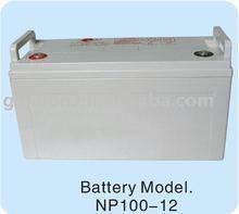 supply 12V100AH UPS battery manufacturers
