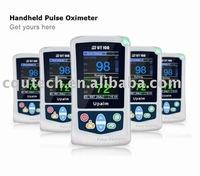 Hear Rate Monitor (Pulse Oximeter)