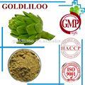 extrait organique Cynarin d'artichaut d'extrait d'herbe