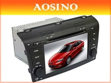 Special Car DVD / Car Radio for MAZDA 3 (2004-2009) with RDS GPS buletooth audio radio