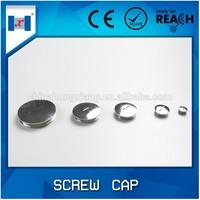 Brass screw , Hexagon Screw cap
