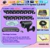 16 camera complete cctv system