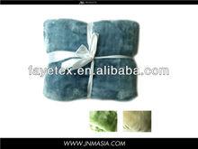 Acrylic/Mink Blanket