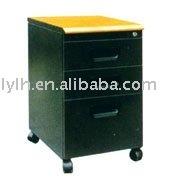 3 drawers metal mobile pedestal LH-068