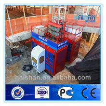2 tons construction hoist