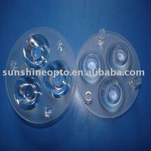 high transmittance 50mm Diameter Optical lens