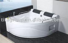 cheap bathtub acrylic whirlpool massage tub