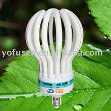 fluorescent tube lotus lamp