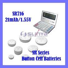 Watch Professinal Alkaline Button Cell SR716 Battery