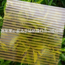 plastic sheets polycarbonate solar sheets- professional manufacturer since 1991