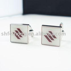 Promotional Zinc alloy cuff links