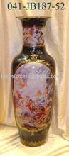 Italy style classical ceramic vase,porcelain vase,MOQ:1PC(B15082)