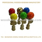 standard wooden kendama