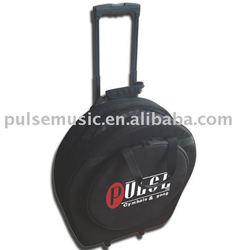 Pulse Cymbal bag with handle and wheel