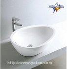 Ceramic Art basin counter top basin