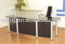 2012 Tempered Office BQ-BC03 Reception Desk