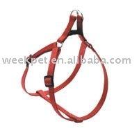 pet nylon collar & harness