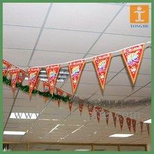 Bunting Pennant Holiday Decorative Hang Flag