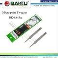 Aço inoxidável Micro ponto pinças de ponta ( BK-4A SA A3 )