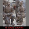 chinois statue antique