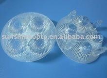 High Power LED 4 in 1 optical lens