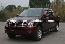 Rear Wheel Drive singble double cabin diesel pickup for African market