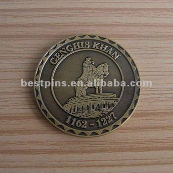 custom india old coin (AS-CZ-MC-062002)
