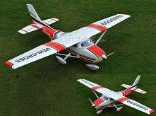 6 Channel RC Cessna Plane,Brushless Model Plane
