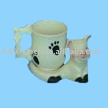 Decorative Pig Shaped Animal Shaped Drinking Cup